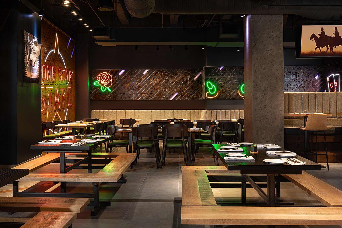 Jaxon Restaurant Bar Design Awards