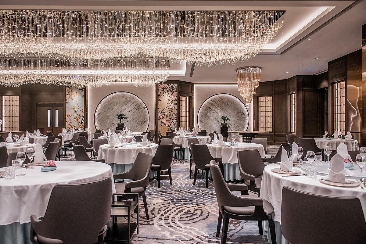Man Ho Chinese Restaurant Restaurant Bar Design Awards